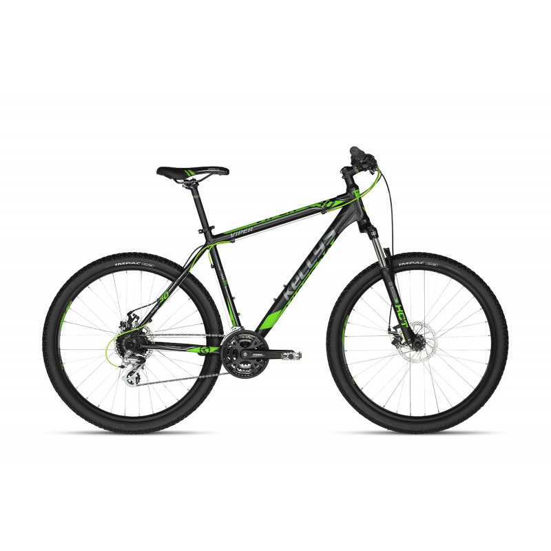 Kellys Viper 30 black green 26'' (2018)