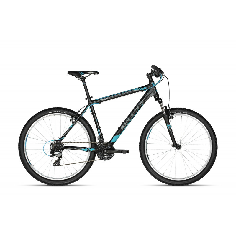 Kellys Viper 10 black blue 26'' (2018)