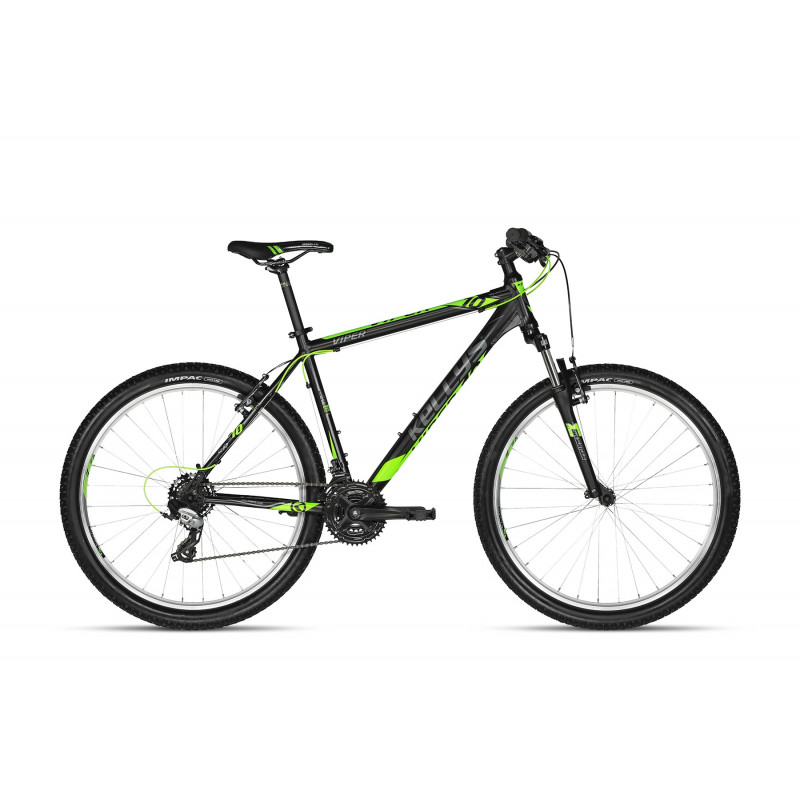 Kellys Viper 10 black lime 26'' (2018)