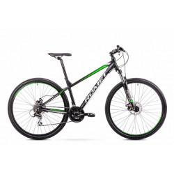 Romet Rambler R9.1 czarno-zielony 21'' (2019)