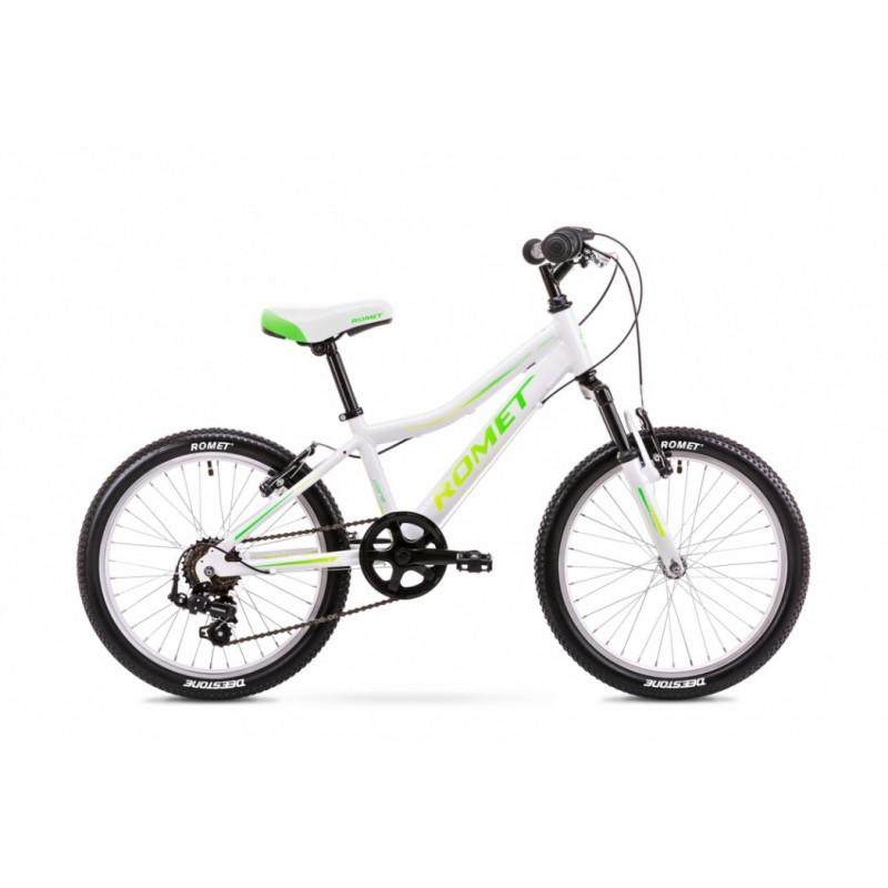 Romet Jolene 20 KID 2 biało-zielony (2019)