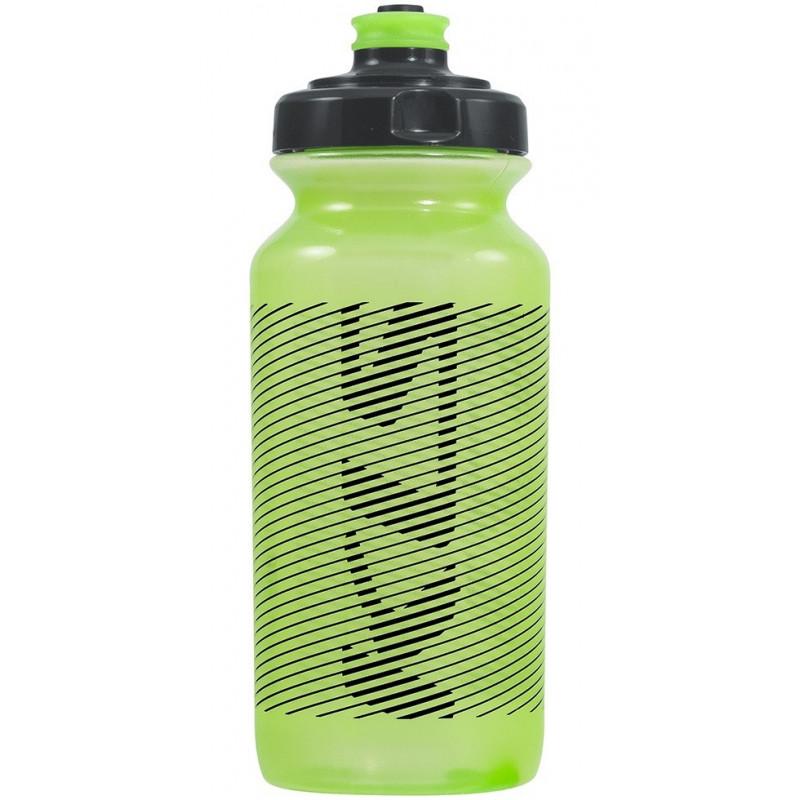 Bidon Kellys KLS MOJAVE Transparent Green 0,5l