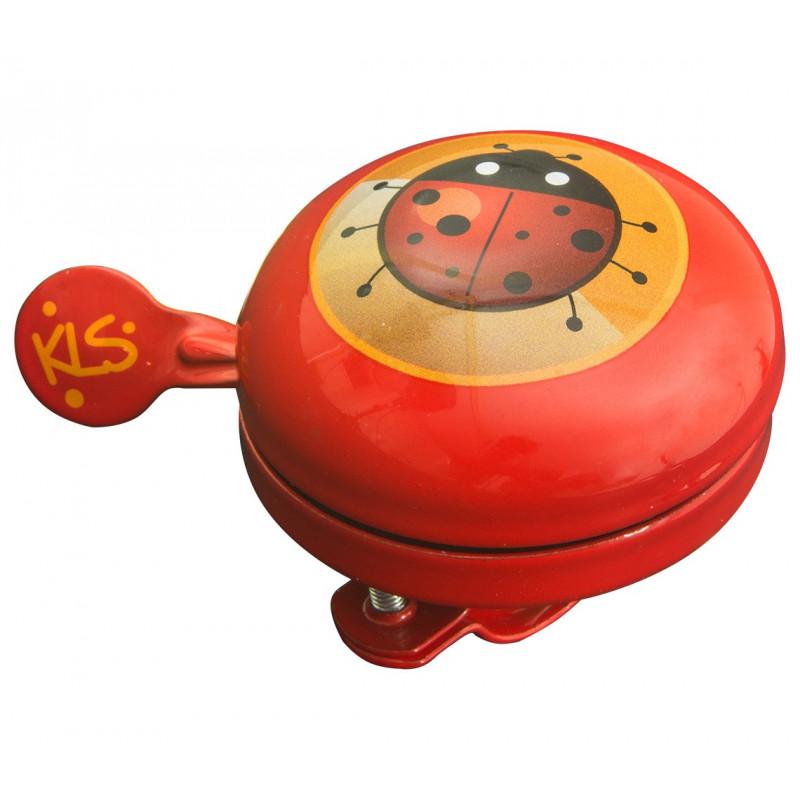 Dzwonek Kellys KLS BELL 60 Kids czerwony