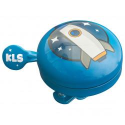 Dzwonek Kellys KLS BELL 60 Kids niebieski