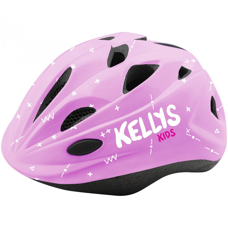 Kask Kellys KLS BUGGIE 018 pink M