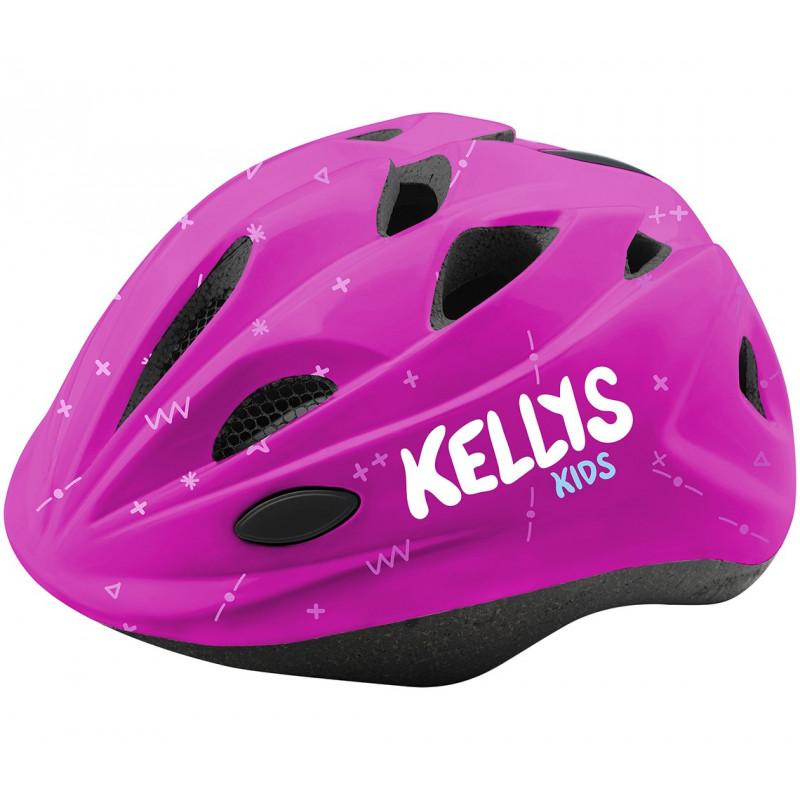 Kask Kellys KLS BUGGIE 018 purple S