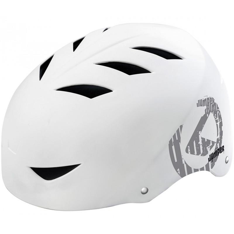 Kask Kellys KLS JUMPER 018 white-grey M/L