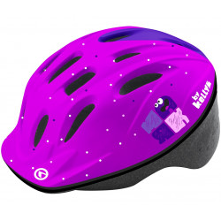 Kask Kellys KLS MARK 018 violet-purple S/M