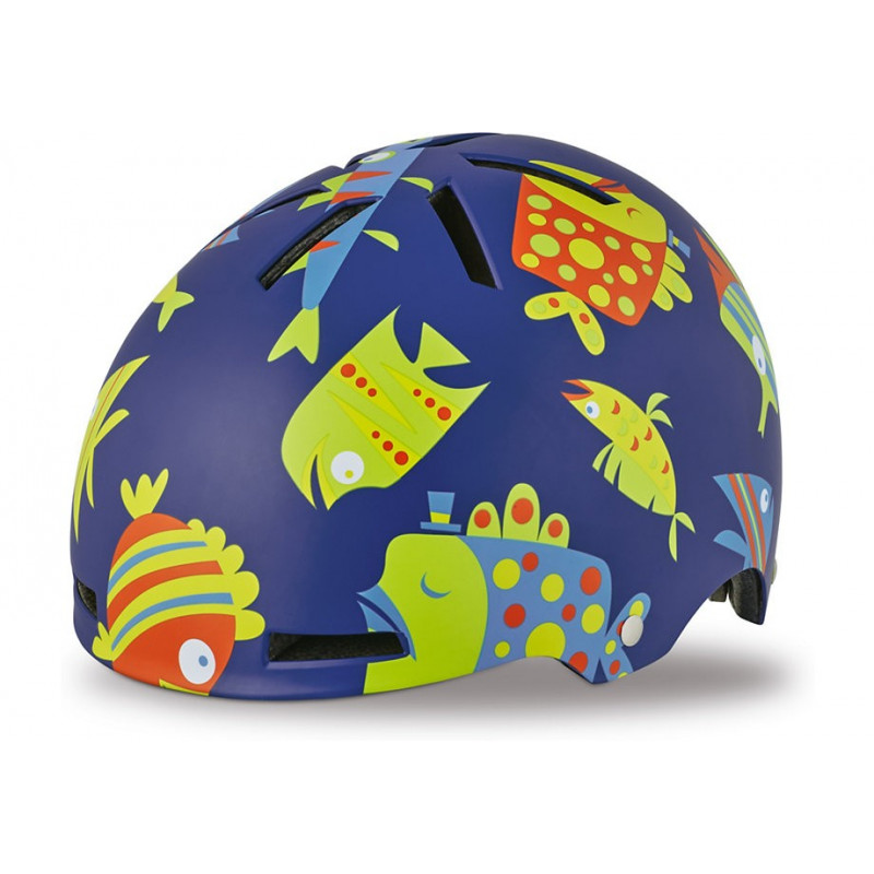 Kask Specialized COVERT KIDS navy fish S