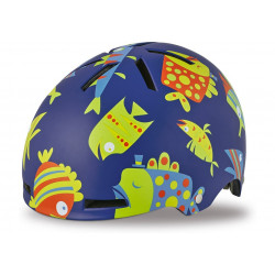 Kask Specialized COVERT KIDS navy fish M