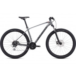 Specialized Rockhopper Sport 29 (2019) gloss charcoal/black/red