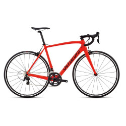 Specialized Tarmac Sport (2018) rocket red/satin black clean