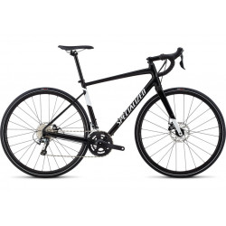 Specialized Diverge E5 Elite (2019) gloss tarmac black/metallic white silver