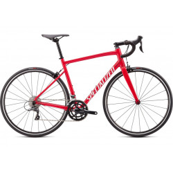Specialized Allez (2020) gloss flo red/white clean