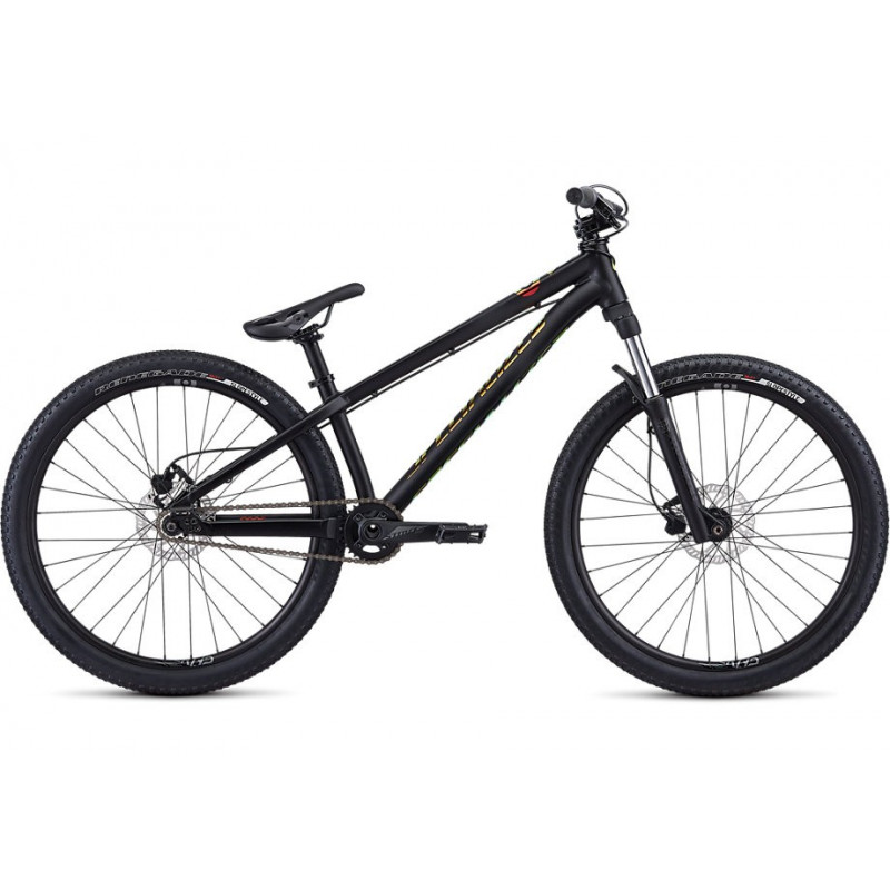 Specialized P.3 (2019)  satin gloss black/jet fuel