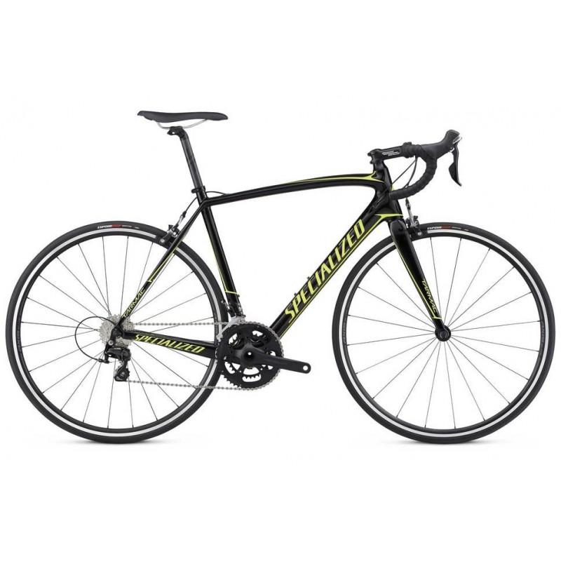 Specialized Tarmac SL4 Sport (2017) gloss tarmac black/team yellow