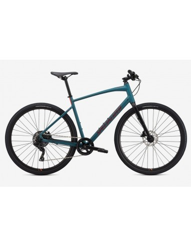 Specialized Sirrus X 2.0 (2021) dusty turquoise/black/rocket red