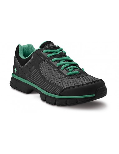 Buty Specialized Cadette WMN black/carbon/emerald green