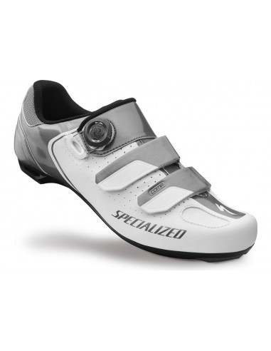 Buty Specialized Comp RD white/titanium