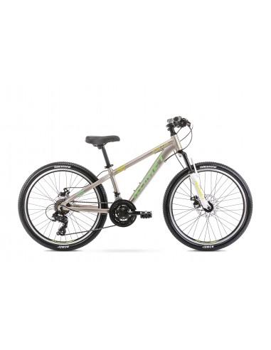 Romet Rambler DIRT 24 szaro-zielony (2021)