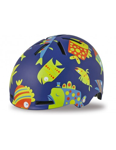 Kask Specialized Covert Kids navy fish
